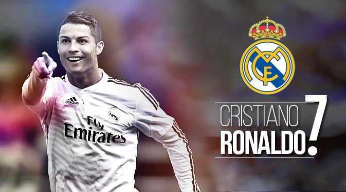 Ini Dia Ambisi Ronaldo Cetak Sejarah di Liga Champions