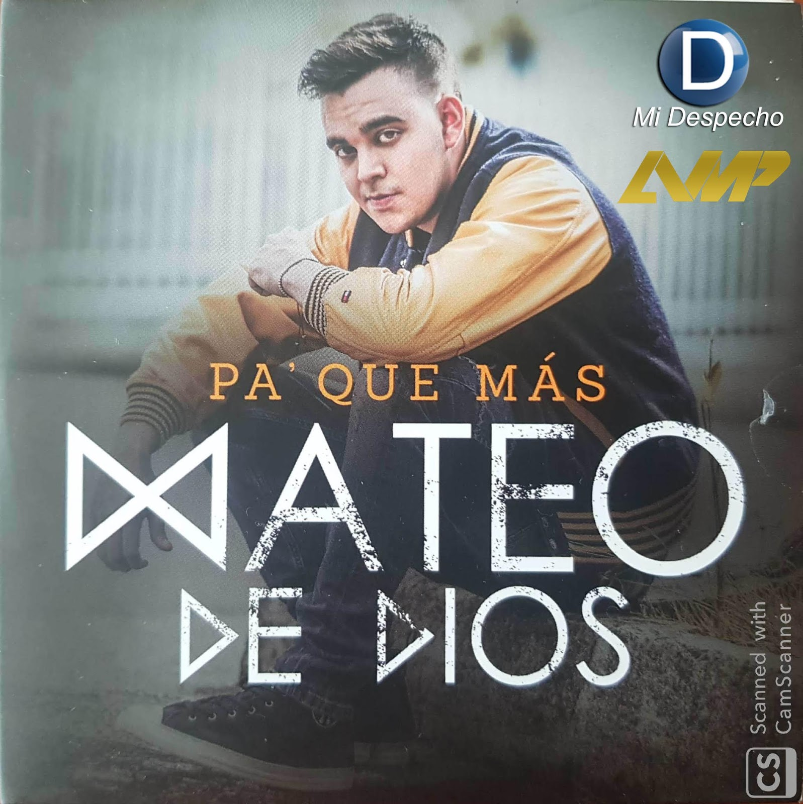 Mateo De Dios Pa Que Mas Frontal
