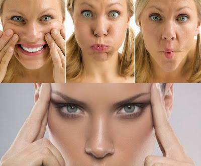 dapat Anda lakukan untuk menghindari badan Anda mengalami penuaan pada usia dini Senam Wajah Agar Awet Muda Menghindari