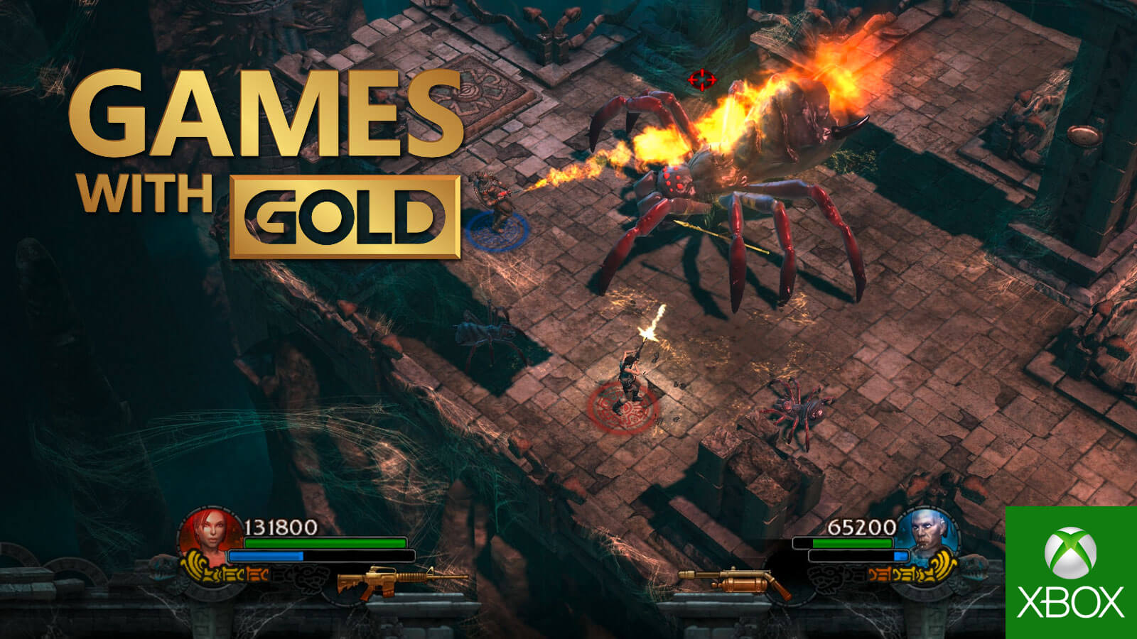 Xbox Live Gold Free Games For January 2019 Gameslaught