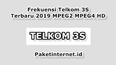 Frekuensi Telkomsel 3S
