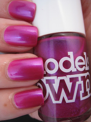 Models Own Pink Fever nail polish