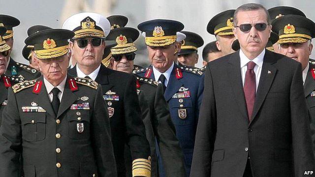 Erdogan: Turki Tidak akan Tunduk pada AS