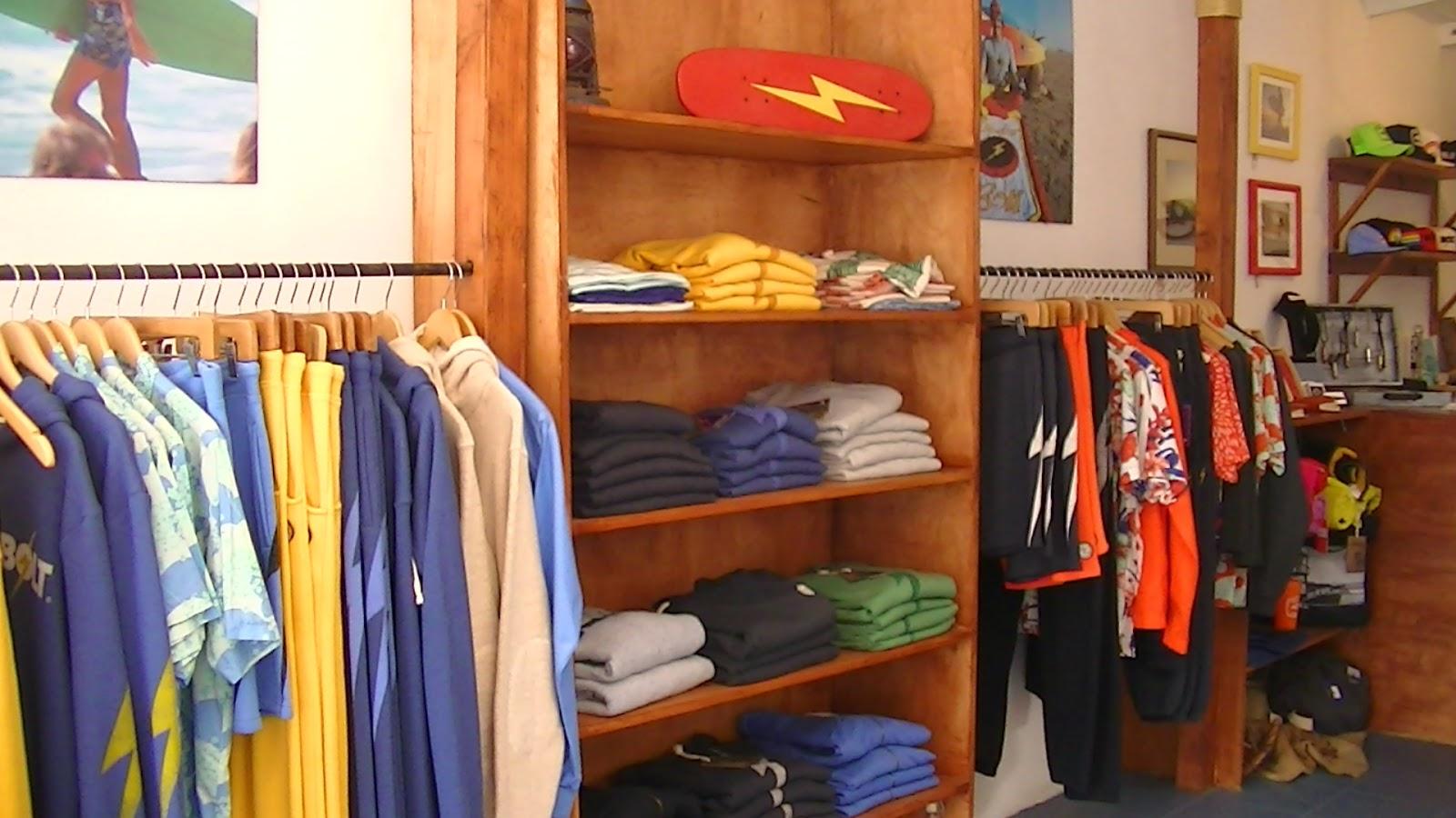 Surf Shop T-Shirt Road Trip: Lightning Bolt Surf Shop