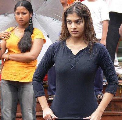INDIAN ACTRESS: South Indian actress Nayantara hot boobs ...