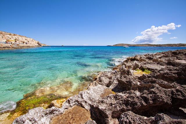 Isola di Gozo-Mare