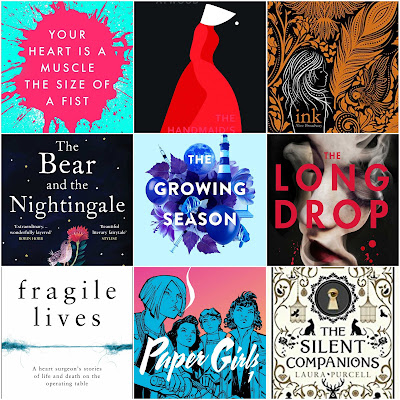 My book highlights of 2017