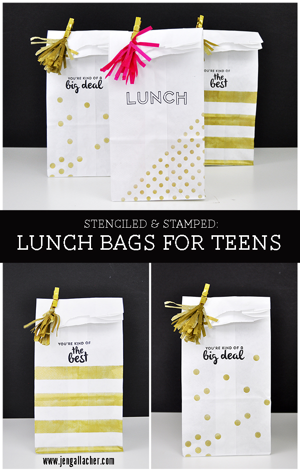 Lunch Bags for Teens