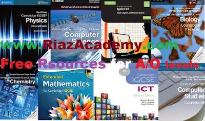 Cambridge IGCSE Study Resources