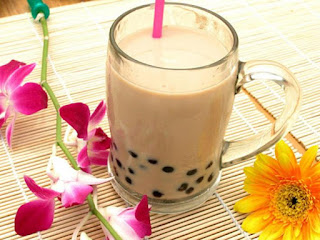 Resep Minuman Bubble Milk Tea