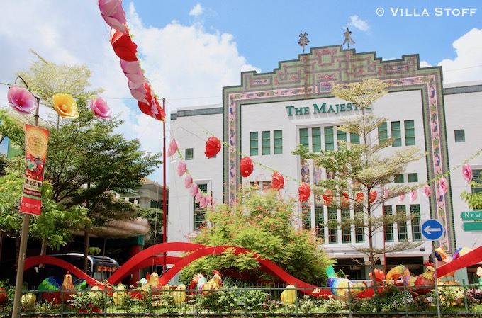 Singapur | buntes Chinatown