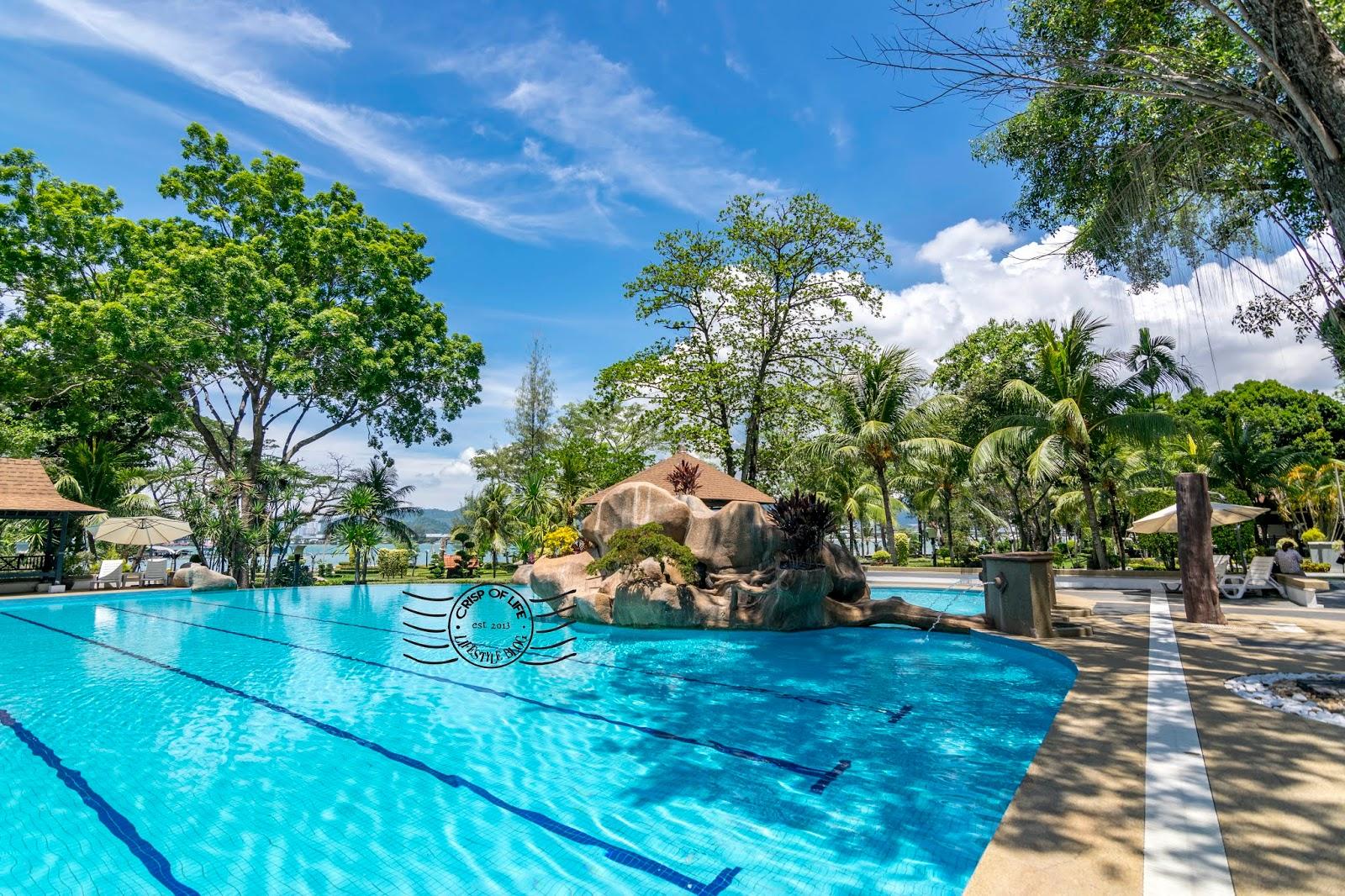 Pantai Jerejak Island Resort