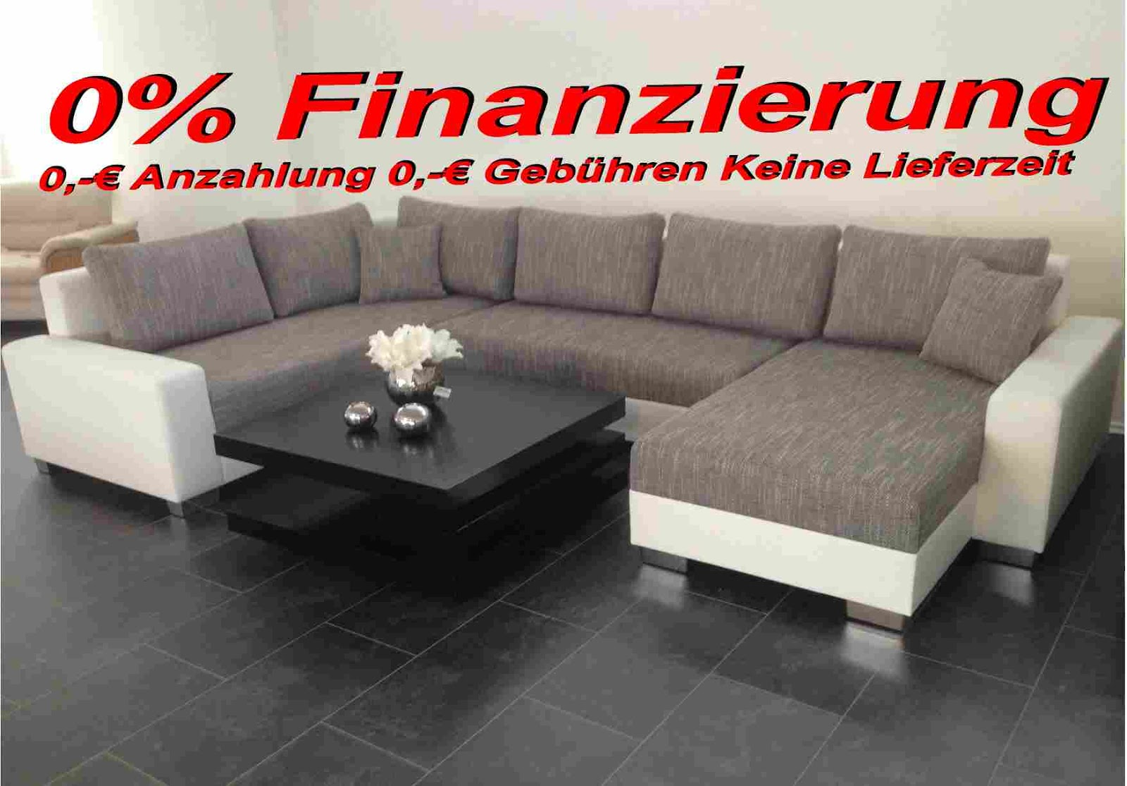u sofa bettsofa wohnlandschaft 330 cm breit stellma e. Black Bedroom Furniture Sets. Home Design Ideas