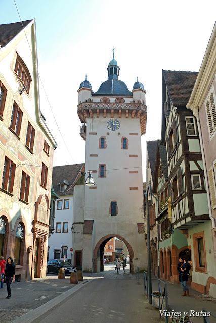 Torre del reloj de Sélestat