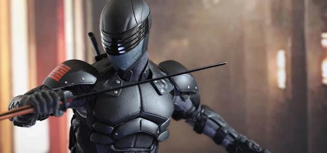 'G.I. Joe Origens: Snake Eyes' e outros filmes da Paramount são adiados