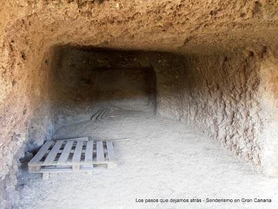Cuevas de Jérez - Barranco de Silva