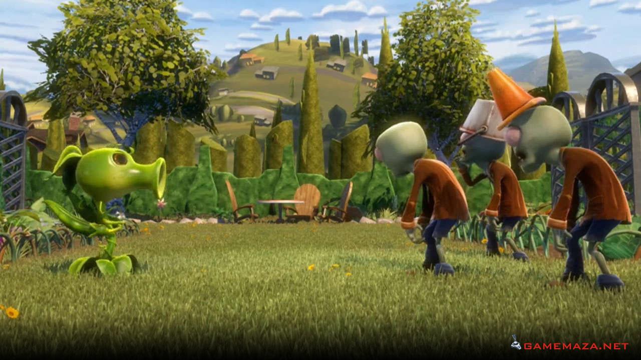Plants Vs Zombies Garden Warfare Free Download Game Maza