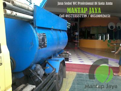 Jasa Tinja dan Sedot WC Manyar Surabaya