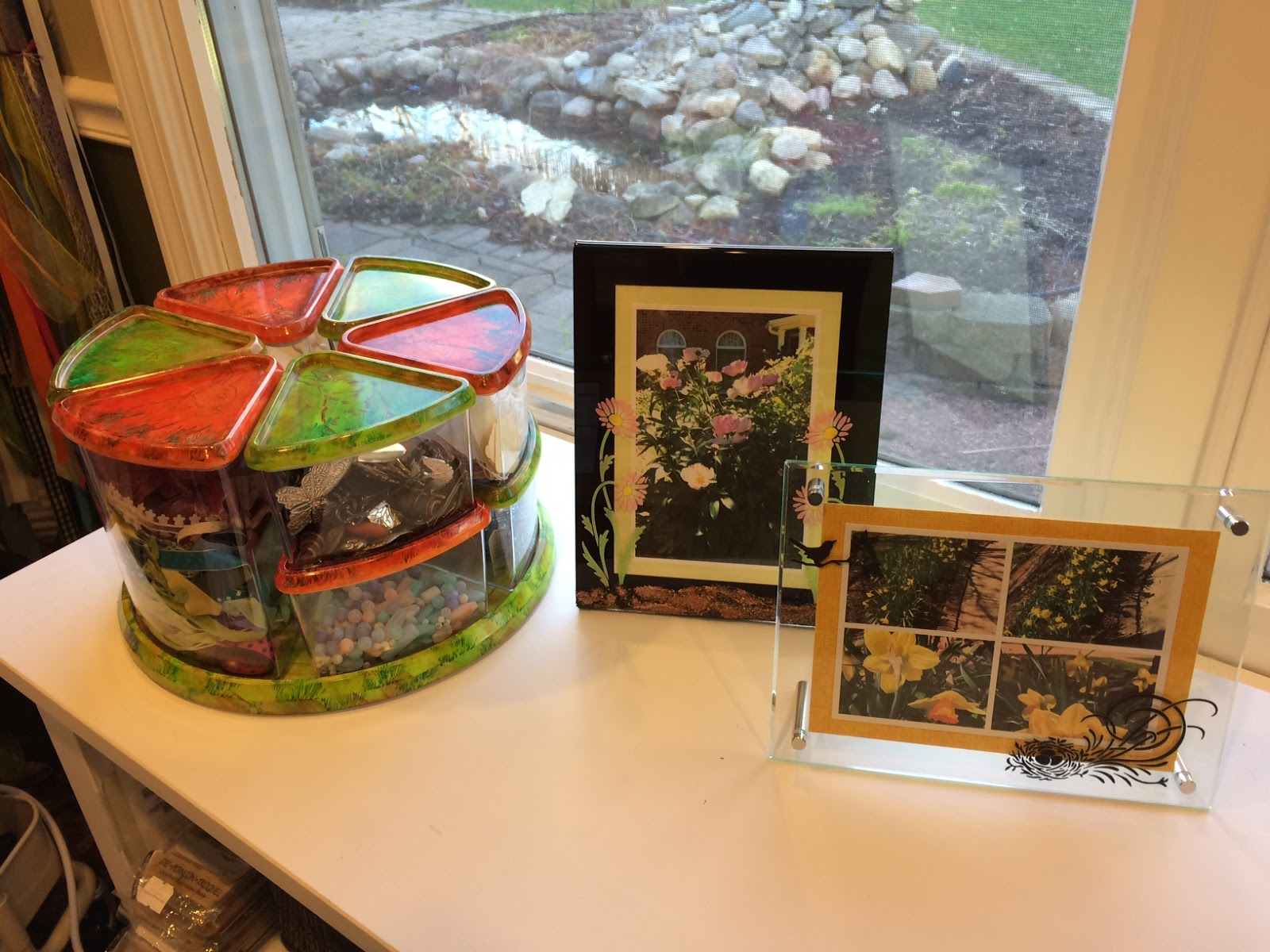 Artfully Articulate: Stampendous and Deflecto Blog Hop Finale!