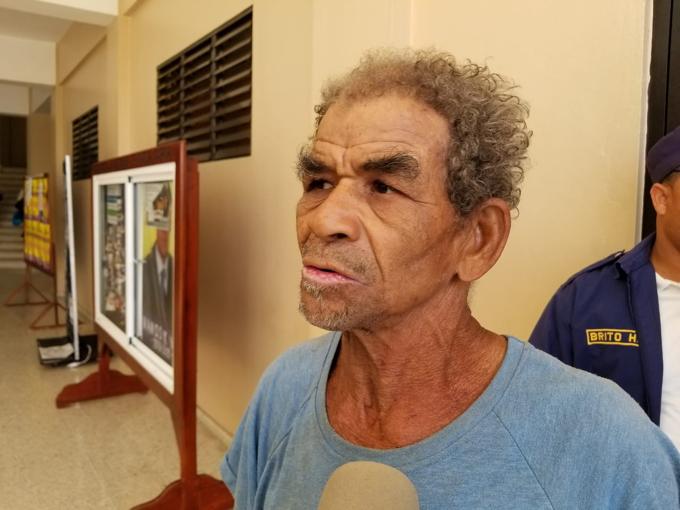 Dictan prisión contra viejo de 70 años acusado de violar sobrina