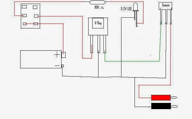 having completed the project, i found this circuit i must have downloaded  previously (apologies for not crediting its owner), which is a bit more  larney