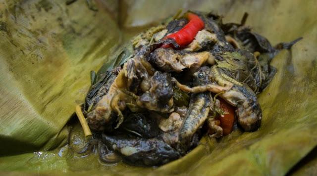 Inilah Lima Makanan Ekstrim Yang Berasal Dari Negeri Gajah Putih