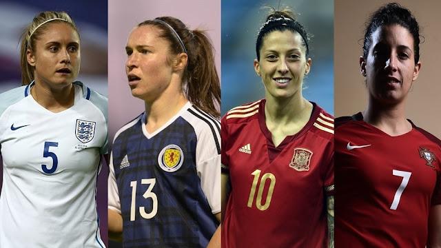 Guia da Euro feminina 2017: Grupo D