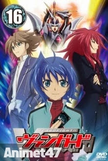 Cardfight Vanguard -  2013 Poster