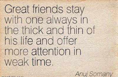 Anuj Somany On Friendships Quotes