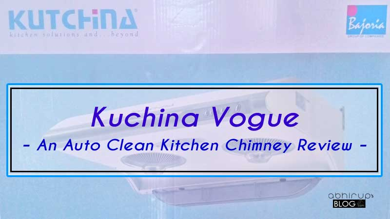Kuchina Vogue - An Auto Clean Chimney Review - Let'sGoForIt