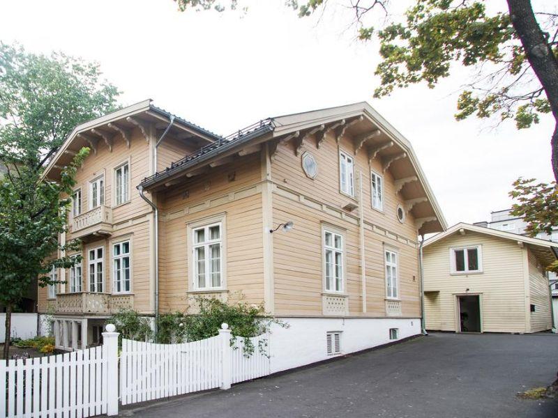 HOTEL CAMILLAS HUS (OSLO)