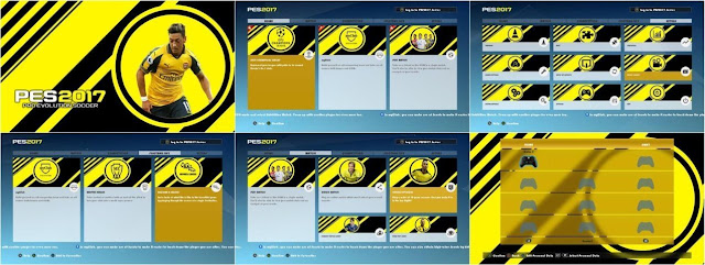 PES 2017 New Graphic Patch V2.0