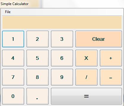 Vb Net Simple Game Codes