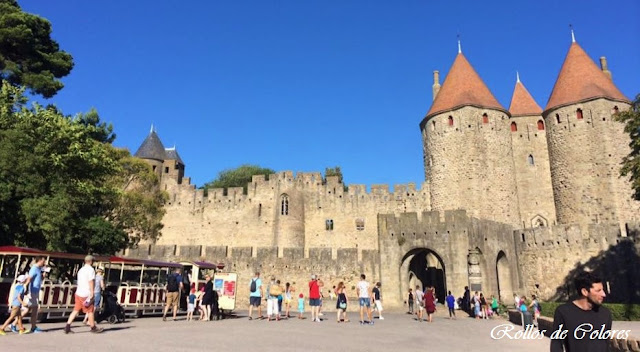 Carcassonne Puerta Narbona