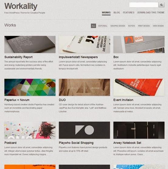 Workality theme