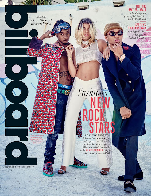 Sofia Richie – Billboard Magazine