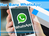 Fitur Baru WhatsApp Yang Dinanti-Nanti