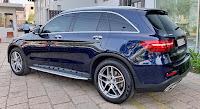 Mercedes GLC 300 4MATIC 2017 đã qua sử dụng màu Xanh
