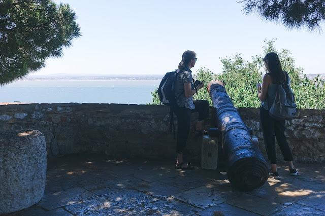 サン・ジョルジェ城展望台(Miradouro do Castelo de São Jorge)