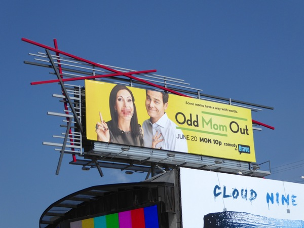 Odd Mom Out season 2 billboard