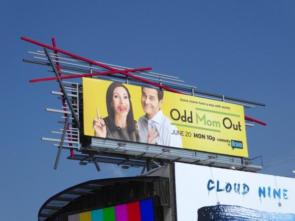 Odd Mom Out season 2 billboard