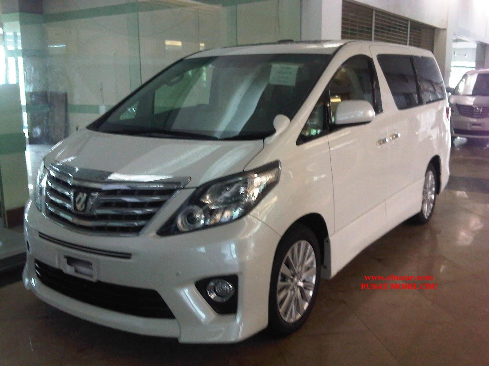 all new alphard facelift dimensi kijang innova 2016 toyota 2014 mobil baru cbu