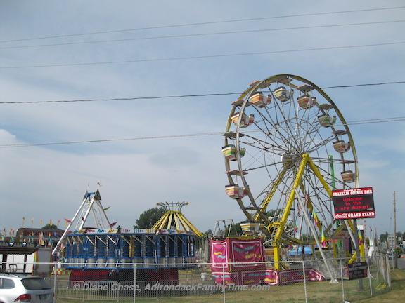 New York State Fairs 2017 Adirondack County Fairs