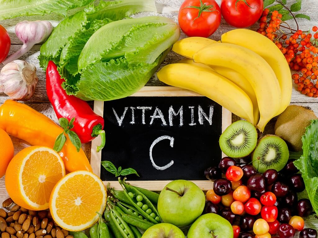 Makan Vitamin C