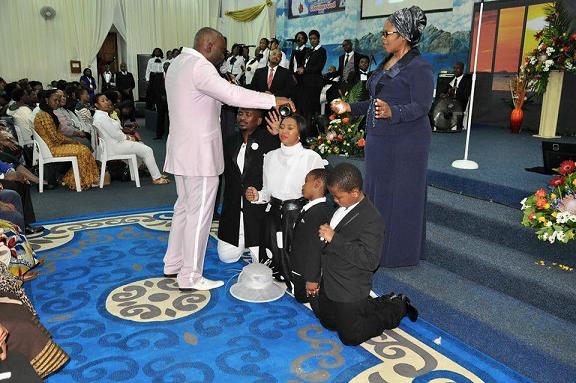 nigerian pastor car south african singer