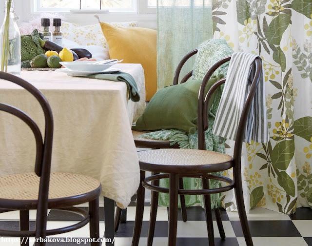 Как быстро изменить комнату? Попробуйте классические и нетрадиционные гардины и шторы
