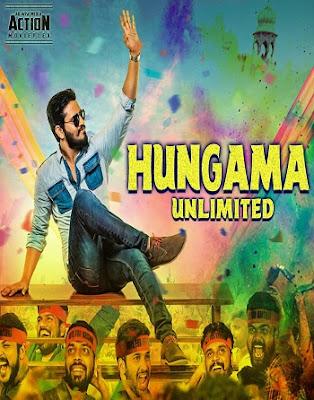 Hungama Unlimited 2018 Hindi Dubbed 720p HDRip 850MB