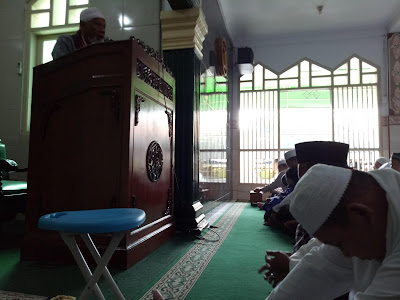 WAKTU MUSTAJAB DO'A DI HARI JUM'AT