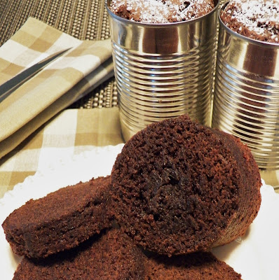 Double Chocolate Bread in a Can