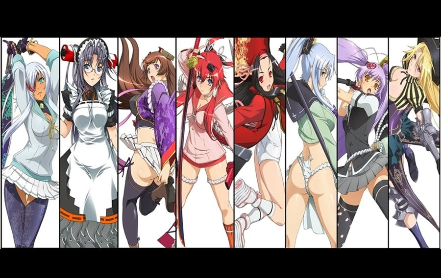 Samurai Girl Anime Episode 1 English Dub